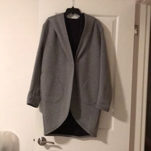 Lululemon &go when you're cold wrap jacket
